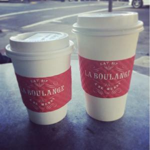 La Boulange on Polk