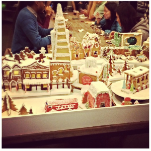 WeWork Golden Gate Gingerbread