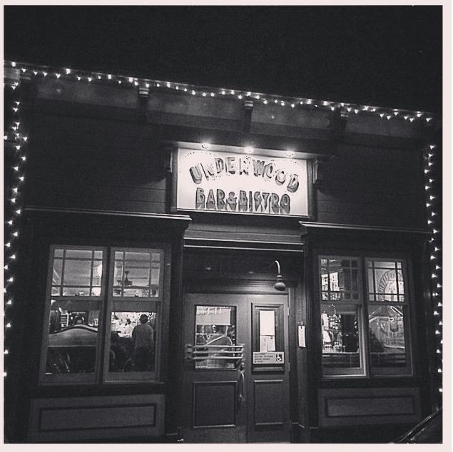 Underwood Bar & Bistro in Graton, CA