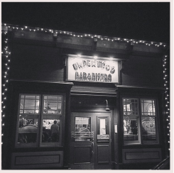 Underwood Bar & Bistro in Graton, CA
